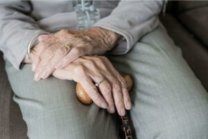 Seniors Who Need In-Home Care