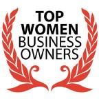 Top Women Business Owners Logo
