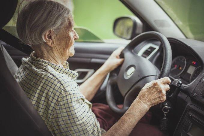 Seniors and Post Pandemic Driving: