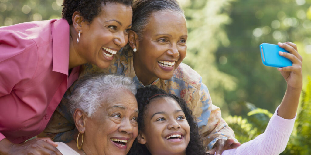 Mothers Rock as Family Caregivers!