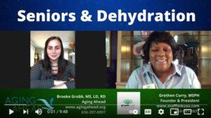 Seniors and Dehydration
